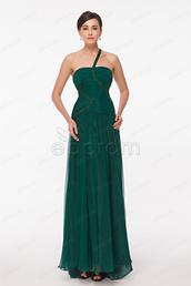 dress,forest green,one shoulder,beaded,trumpet,prom dress,long prom dress,evening dress,bridesmaid,formal dress,wedding guest dresses,dress for wedding