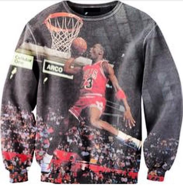 sweater jordan dope crewneck
