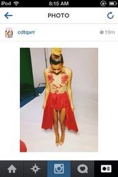dress,floral,lace,nylon,mesh,beautiful,red,flowers,tulip,skirt,cdtq