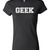 Women's Geek Shirt