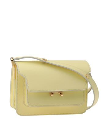 mini bag gold brown