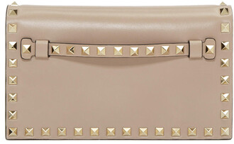 clutch taupe bag