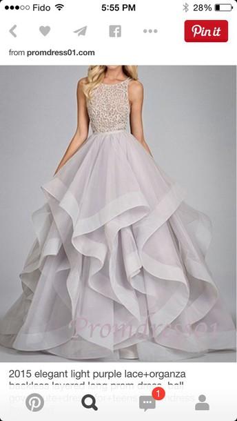 dress prom dress prom gown organza orange dress backless dress backless prom dress purple dress