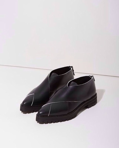 shoes loafers black shoes oxfords black
