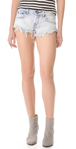 One Teaspoon Bonitas Shorts | SHOPBOP