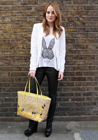 at fashion forte jacket top pants bag shoes