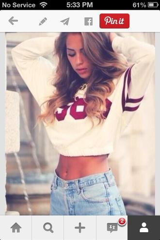 sweater shorts beauty fun