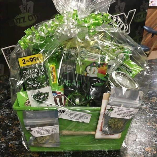 Home Accessory Stoner Basket Weed Wheretoget
