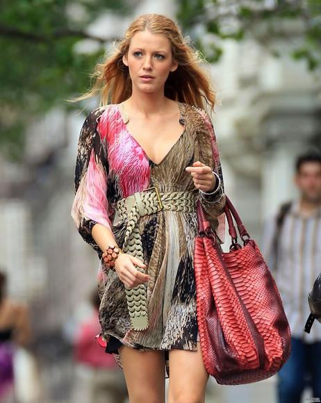 gossip girl style serena van der woodsen blair waldorf outfit