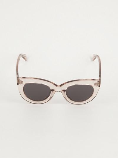 Céline Chunky Cat-eye Sunglasses - Mode De Vue - Farfetch.com
