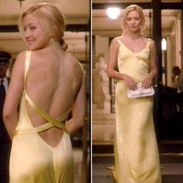 dress yellow dress evening dress prom dress gown maxi dress