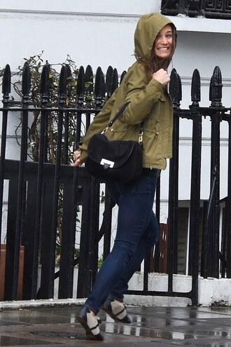 jacket flats pippa middleton shoes