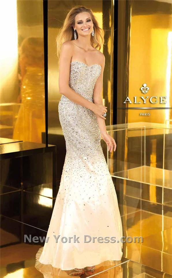 Alyce 2208 Dress - NewYorkDress.com
