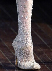 shoes,beaded boots,high heels boots,embellished boots,alexander mcqueen