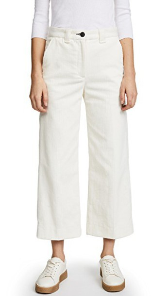 Rag & Bone/JEAN pants white