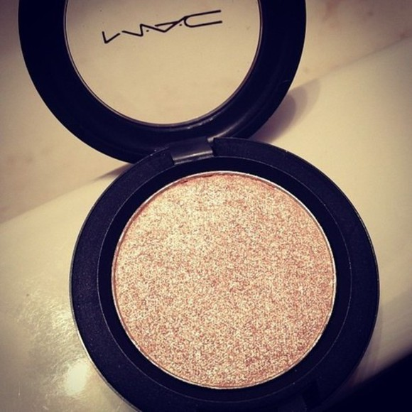 mac make-up make up shimmer glitter