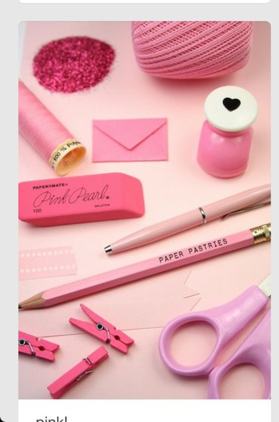 cute girly office supplies. Home Accessory, Girly, Desk, Office Supplies, Pink, Pencils, Cute, Back To  School - Wheretoget Cute Girly Supplies R