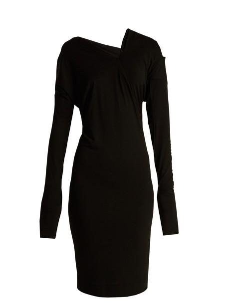 Vivienne Westwood Anglomania dress jersey dress black