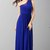 Navy Beaded One Shoulder Flowly Long Prom Gowns KSP053 [KSP053] - £98.00 : Cheap Prom Dresses Uk, Bridesmaid Dresses, 2014 Prom & Evening Dresses, Look for cheap elegant prom dresses 2014, cocktail gowns, or dresses for special occasions? kissprom.co.uk offers various bridesmaid dresses, evening dress, free shipping to UK etc.