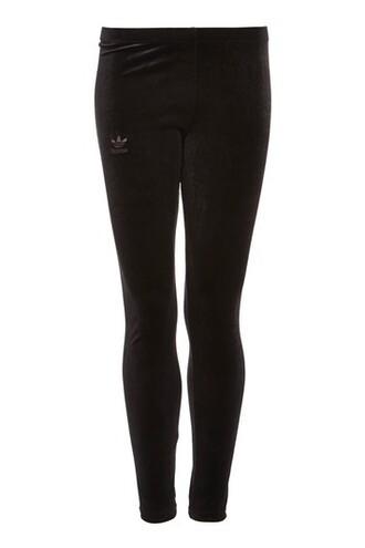 leggings adidas originals black pants