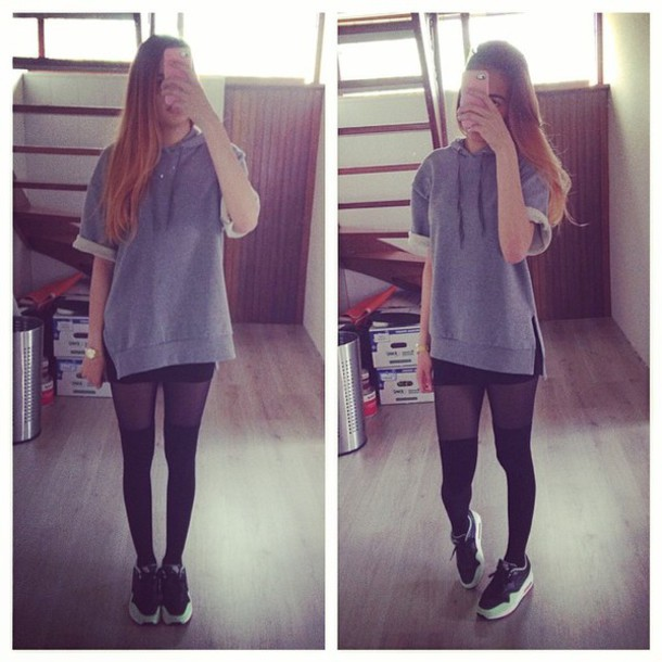 Black Cover Up Sweater