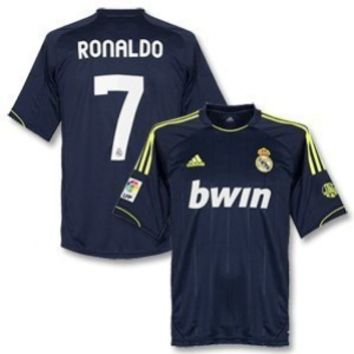 12-13 Real Madrid Away Jersey   Ronaldo 7:Amazon:Sports & Outdoors on Wanelo