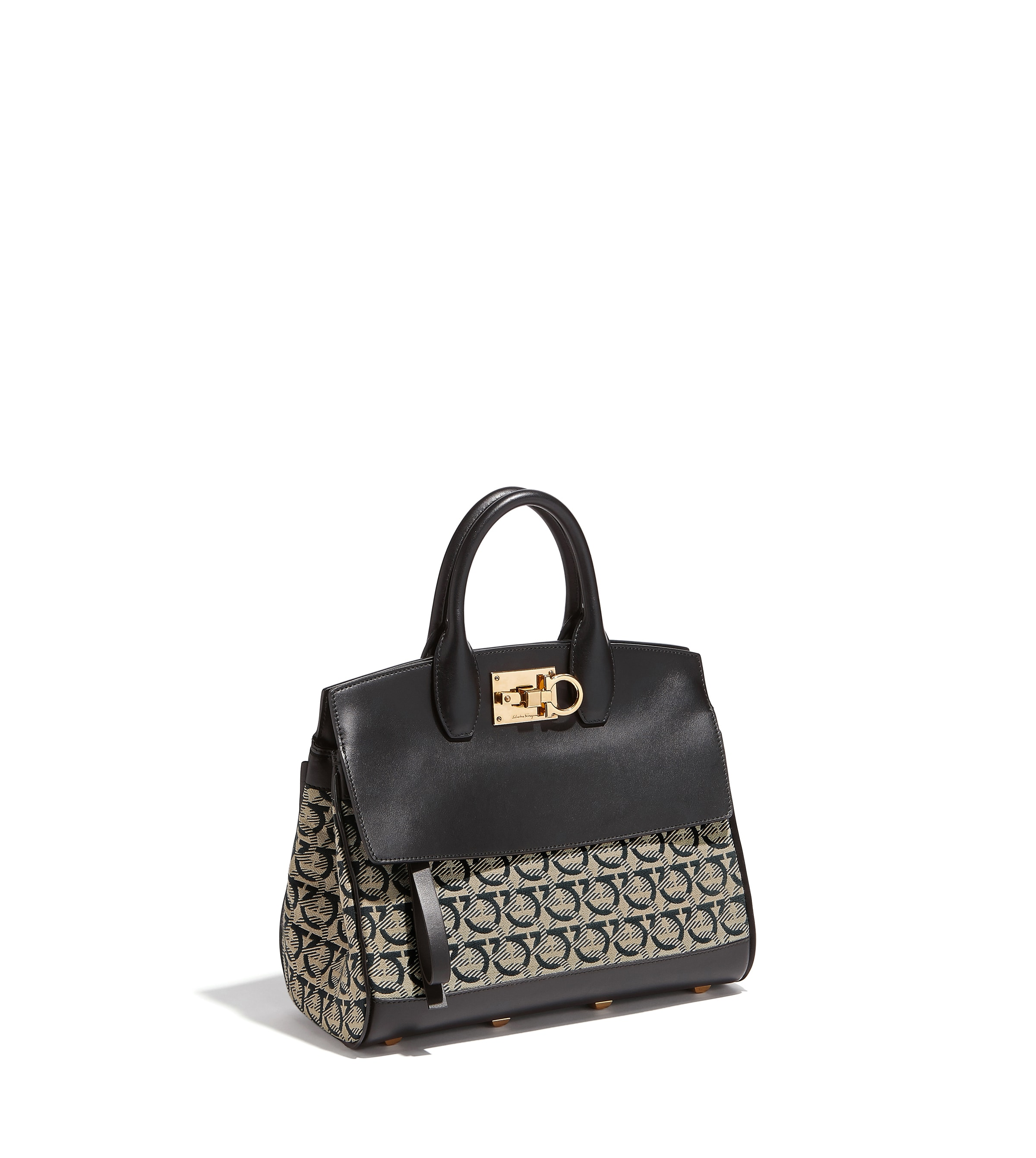Ferragamo Studio bag - Top handles - Handbags - Women - Salvatore Ferragamo EU