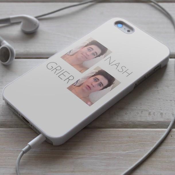 phone cover nash grier magcon boys