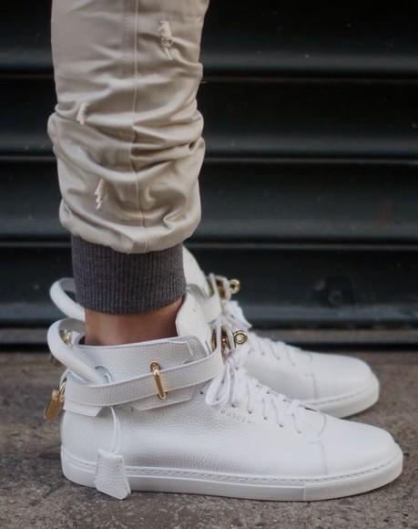 khaki pants sweatpants mens shoes