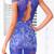 Blue Lace Khloe Dress