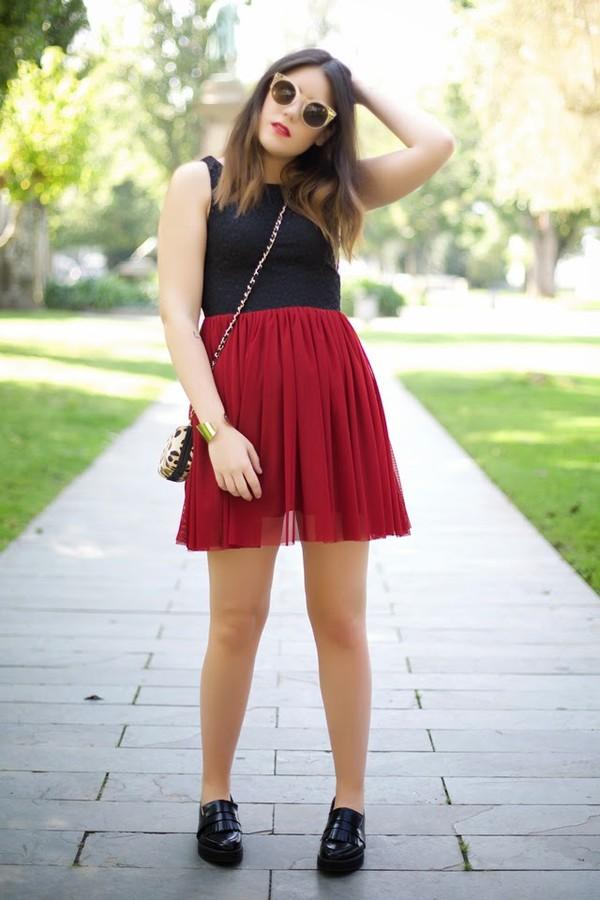 si las calles hablasen blogger bag sunglasses