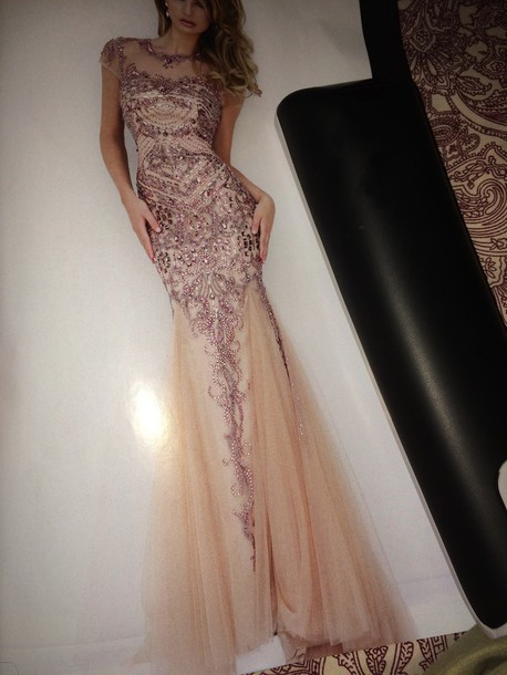 dress sherri hill jewels gorgeous