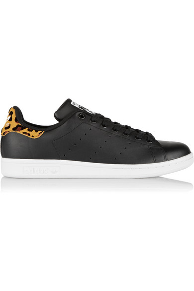 stan smith svarta leopard