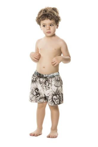 shorts print agua bendita bottoms designer kids kids dress bikiniluxe