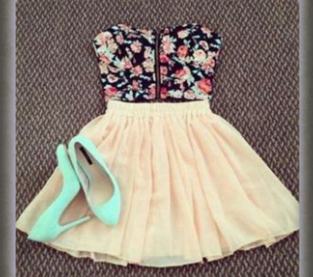 dress mignon lovely jolie