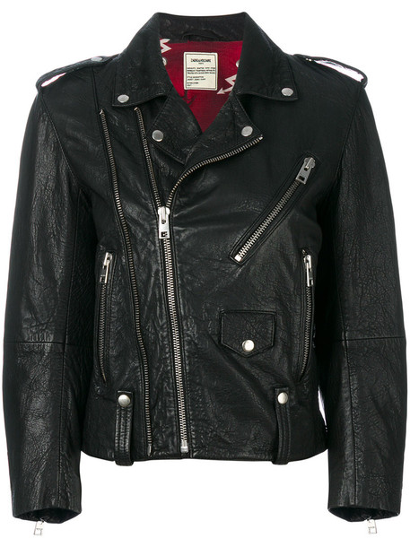 jacket women cotton black
