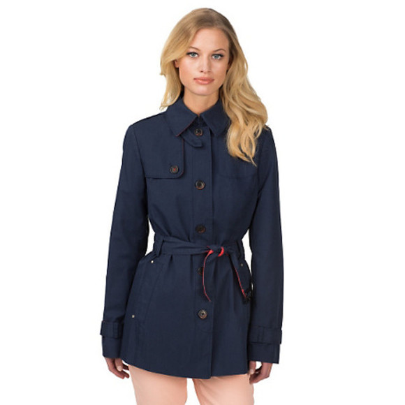 coat trench tommy hilfiger