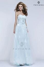 dress,bonny rebecca,faviana,wedding dress