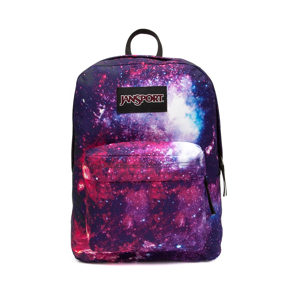 JanSport Superbreak Galaxy Backpack Multi Journeys Shoes
