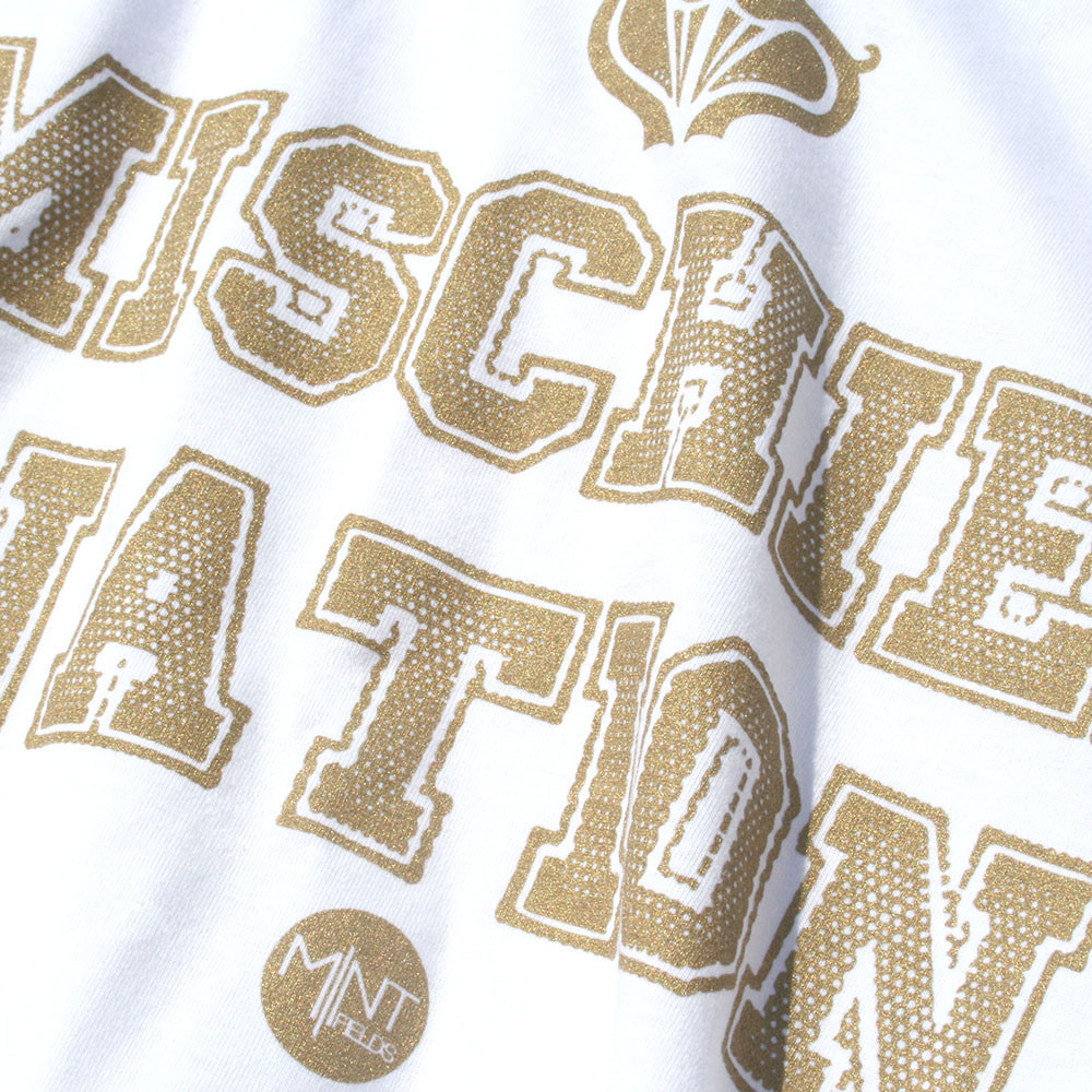 MISCHIEF NATION Tee | Mintfields