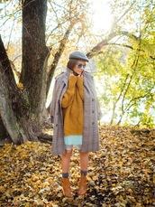 gvozdishe,blogger,coat,dress,sweater,shoes