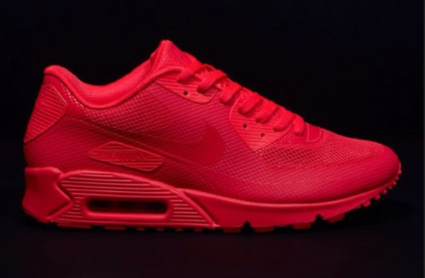 pink air max shoes