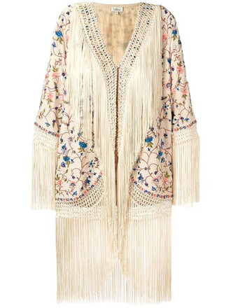 jacket women nude silk