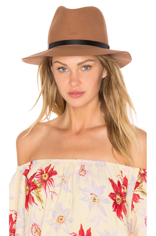 Купить Женскую Шляпу Федора