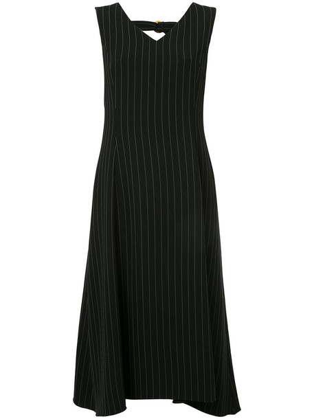 Le Ciel Bleu dress midi dress women midi turtle black