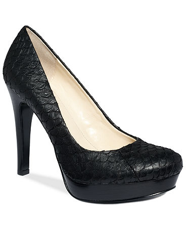 Calvin Klein Women's Kendall Platform Pumps - Shoes - Macy's
