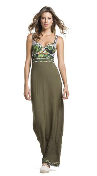 dress green dress maxi dress bikiniluxe