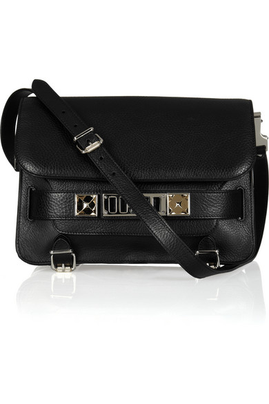 Proenza Schouler | The PS11 Classic leather shoulder bag | NET-A-PORTER.COM