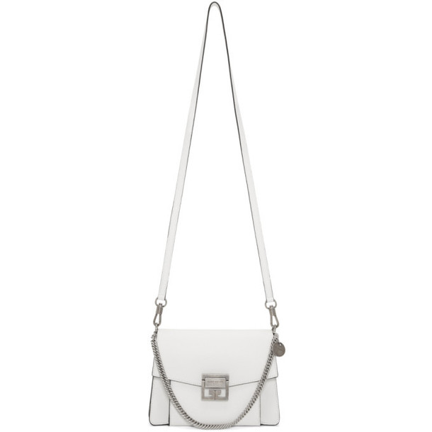 Givenchy White Small GV3 Bag