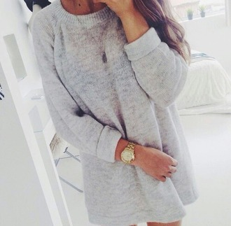 sweater oversized sweater grey grey sweater